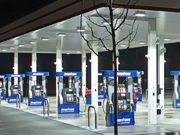 Fuel Facility lighting for Vermont & New Hampshire.
