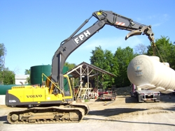 Petroleum Tank Installations in Vermont & New Hampshire