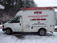 FPH Tank and  Installation Services in Orleans, VT